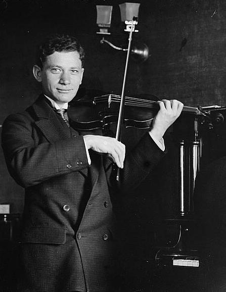 Concerts in November 1907